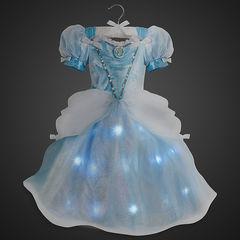 Платье Золушки с подсветкой