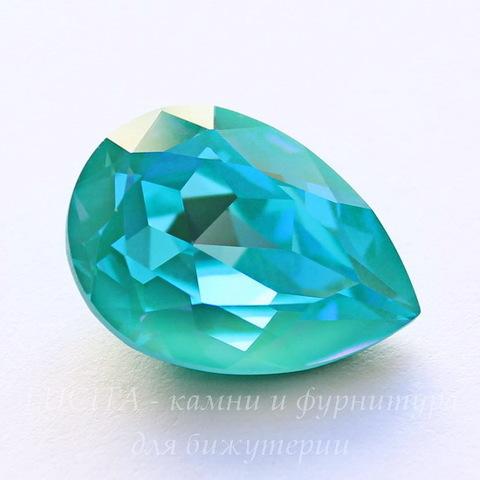 4320 Ювелирные стразы Сваровски Капля Crystal Laguna DeLite (18х13 мм)