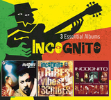 Incognito / 3 Essential Albums (3CD)