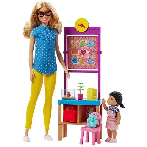 Барби Учитель Рисования