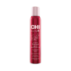 CHI Rose Hip Oil UV Protecting Oil - Защитное сухое масло для окрашенных волос
