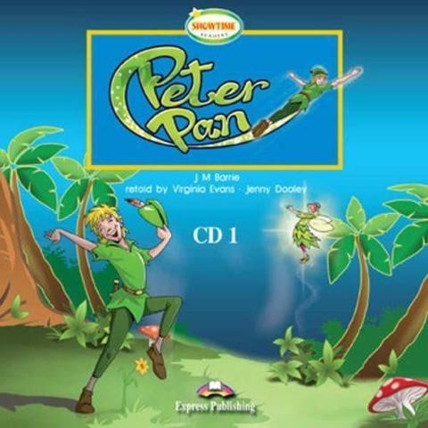 Peter Pan. Audio CD. CD1. Аудио CD
