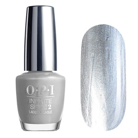 OPI - Infinite Shine L48-Silver On Ice