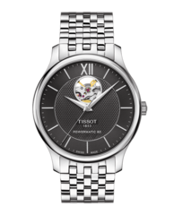 Наручные часы Tissot T063.907.11.058.00 Powermatic 80 Open Heart