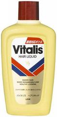 Лосьон для волос, LION, мужской, витаминизированный, цитрусово-цветочный,355 мл