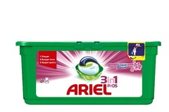 Капсулы для стирки ARIEL Liq Caps Touch of Lenor Fresh, 30шт