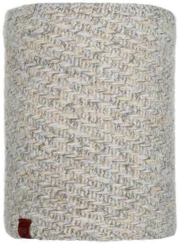 Шарф-труба вязаный с флисом Buff Neckwarmer Knitted Polar Agna Sand