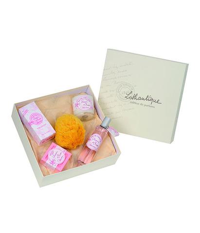 Подарочный набор Розовый сад, Lothantique