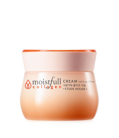 Etude House Крем для лица коллагеновый Moistfull Collagen Cream (75ml)