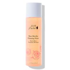 Мицеллярная Розовая вода, 100% Pure