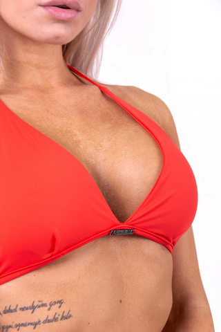 Бюстгалтер Nebbia TRIANGLE BIKINI TOP 631 red