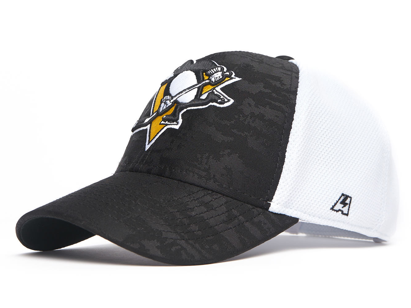 Бейсболка NHL Pittsburgh Penguins (размер L)