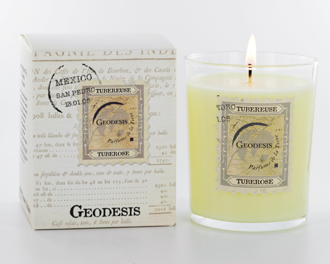 Ароматическая свеча Geodesis Tubereuse