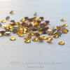 2058 Стразы Сваровски холодной фиксации Topaz ss 5 (1,8-1,9 мм), 20 штук