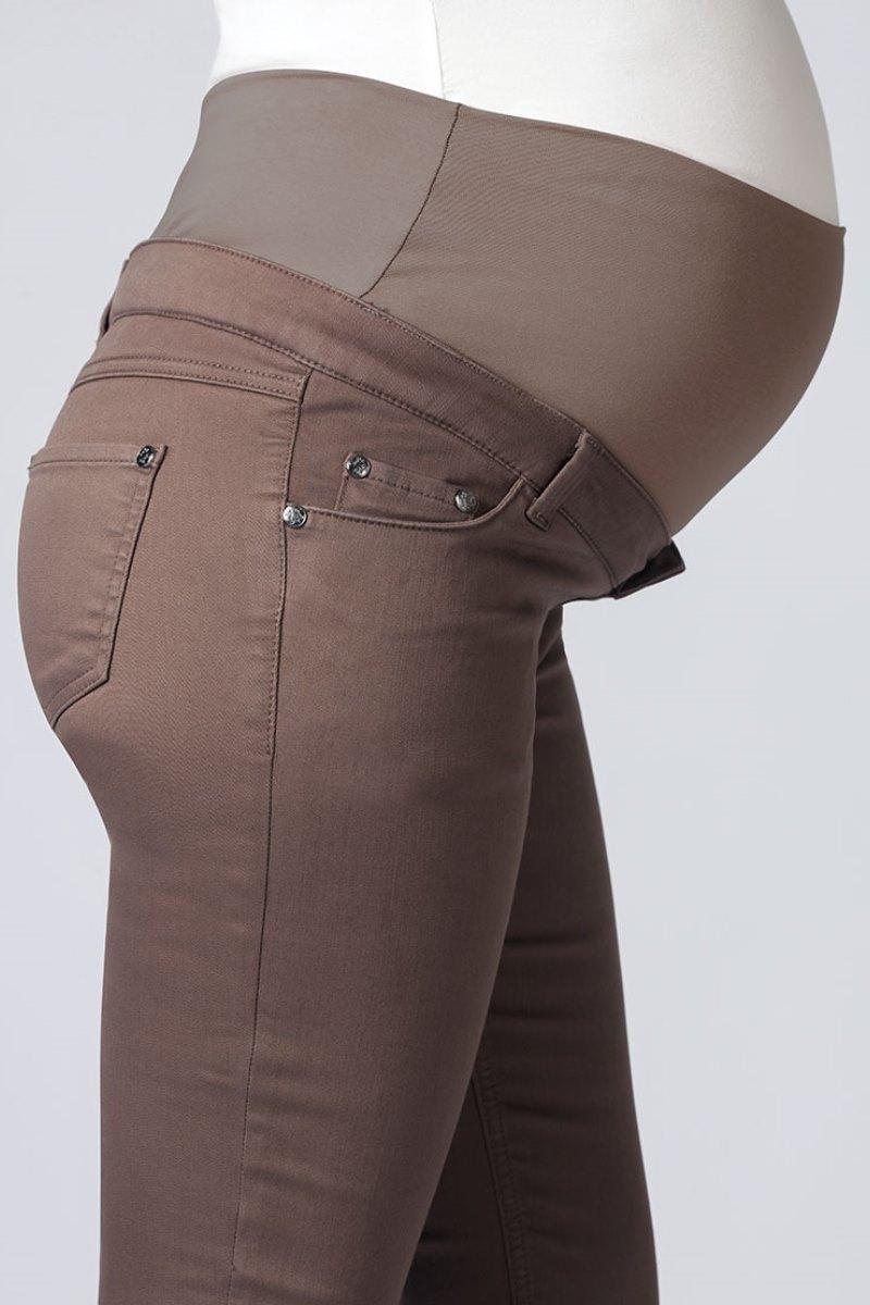 Брюки 02789 коричневый