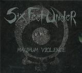 Six Feet Under / Maximum Violence (RU) (CD)