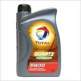 Total 9000 Quartz Future NFC 5W-30 - Синтетическое моторное масло (1л)