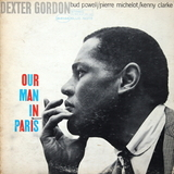 Dexter Gordon / Our Man In Paris (LP)