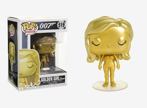 Golden Girl 007 Funko Pop! Vinyl Figure ||  Золотая девушка 007