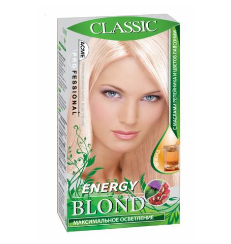 Рябина Energy Blond Осветлитель для волос Classic