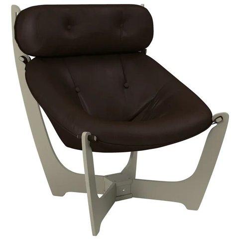 Кресло для отдыха Комфорт Модель 11 серый ясень/Oregon 120, 013.011