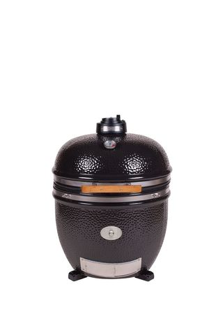 Керамический гриль Monolith Le Chef XL очень большой (черный)