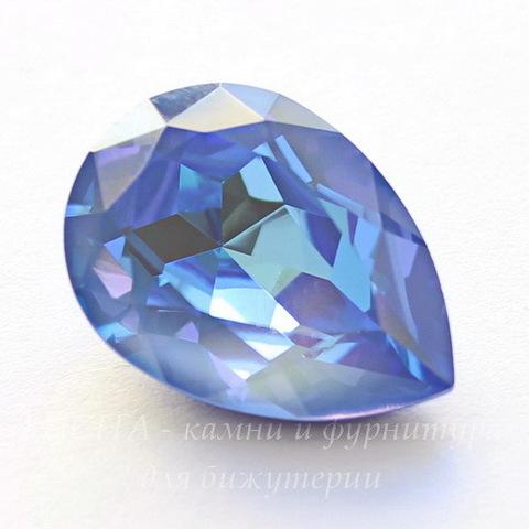 4320 Ювелирные стразы Сваровски Капля Crystal Ocean DeLite (18х13 мм)