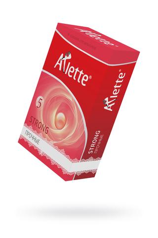 Презервативы ''Arlette'' №6, Strong Прочные 6 шт. фото
