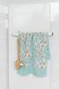 Плед шенилловый 100x150 Orchidee 156 мятный от Feiler