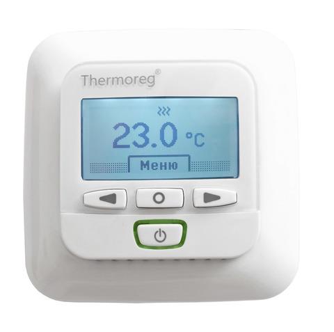 Терморегулятор для теплого пола. Thermoreg TI-950