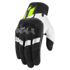 Overlord 2 Gloves / Черно-белый