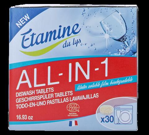 Etamine Du Lys Таблетки для посудомоечных машин