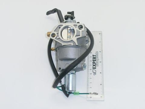 Карбюратор DDE двигателя 190FDE DPPG5801E HONDA ГАЗ/БЕНЗИН для генератора с электромагнитным клапаном/с ручной заслонкой