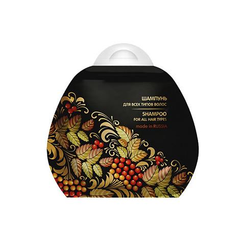 Cafe mimi Шампунь для всех типов волос (дой-пак) 100мл