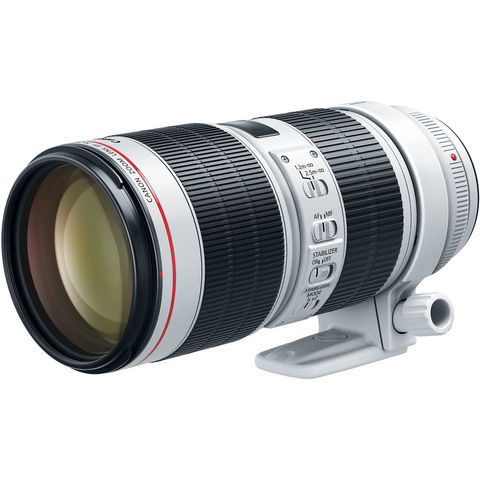 Объектив Canon EF 70-200mm f/2.8L III IS USM