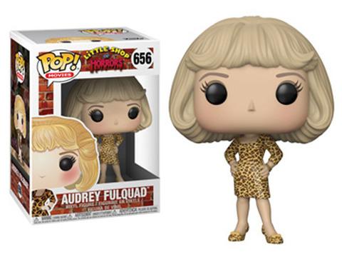 Audrey Fulquard (Little Shop of Horrors) Funko Pop! Vinyl Figure