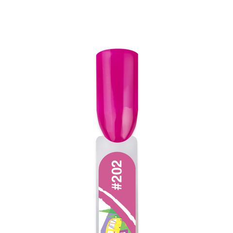 BF202-4 Гель-лак для покрытия ногтей. Spring Picnic #202 Фруктовое вино