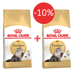 2 кг + 2 кг - 10% Royal Canin Persian adult