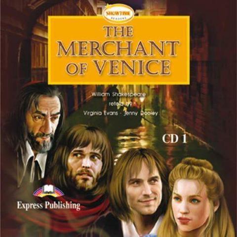The Merchant of Venice. Audio CDs. (set of 2). Аудио CD