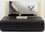 Visconti Michelangelo черный отделка покр платиной (VS-297-00)