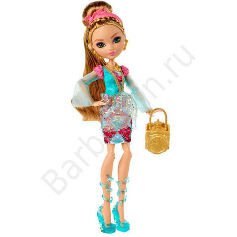 Кукла Ever After High Эшлин Элла (Ashlynn Ella) - Базовая (Basic Doll), Mattel