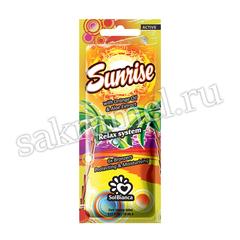 Крем SolBianca\ Sunrise с маслом апельсина, экстрактом алоэ и бронзаторами 15 мл