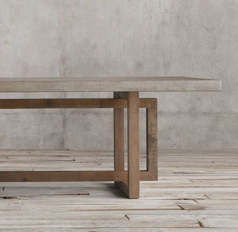 Heston Rectangular Table