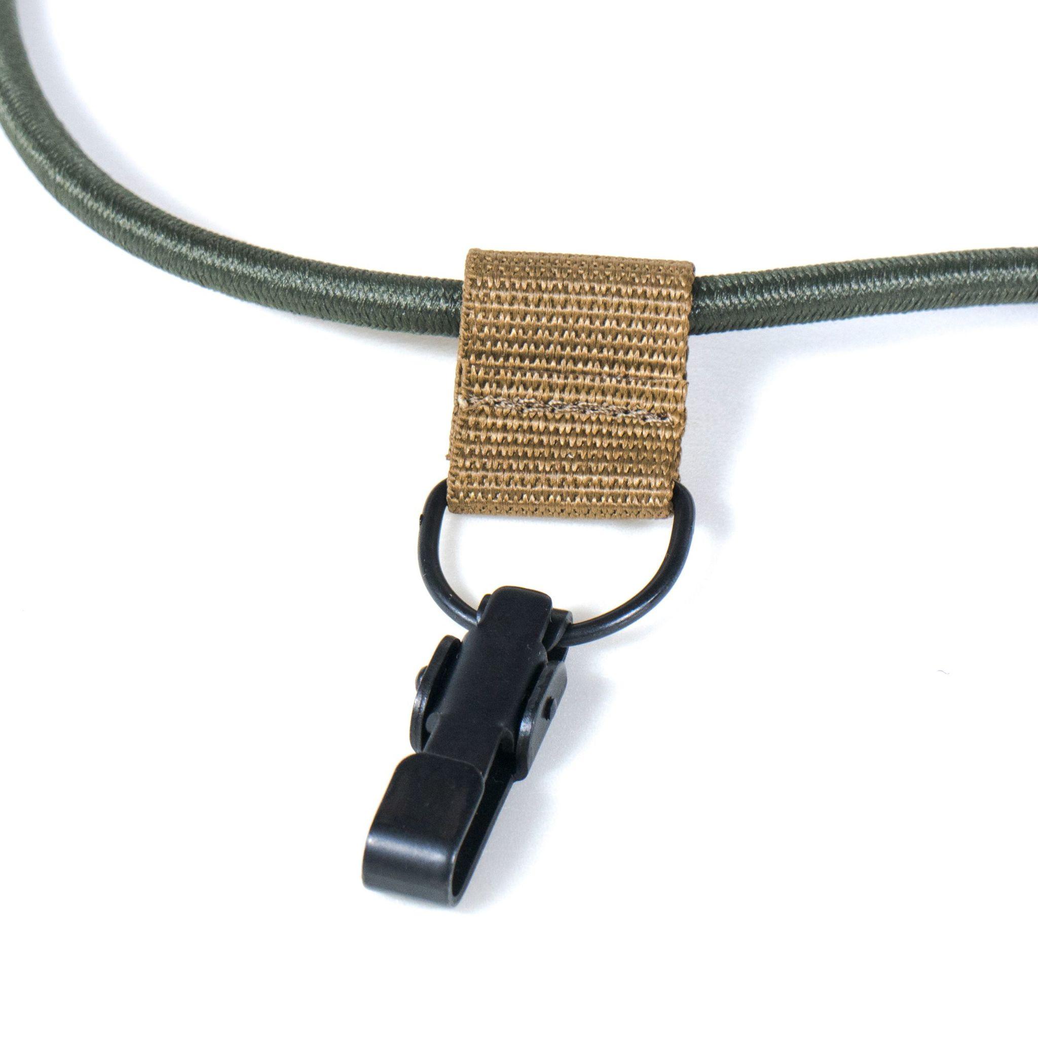 Ремень тактический одно-точечный № 2 с резиновым жгутом Стич Профи
