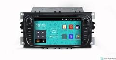 Штатная магнитола 4G/LTE Ford Focus II Android 7.1.1 Parafar PF148D (черный)