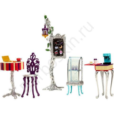 Игровой набор Ever After High Кафе Бобовый Стебель - Beanstalk Bakery, Mattel