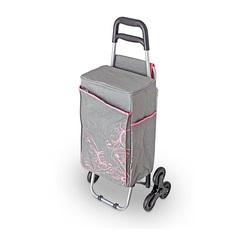 Сумка-термос на колесах Thermos Wheeled Shopping Trolley Grey (28 л.)