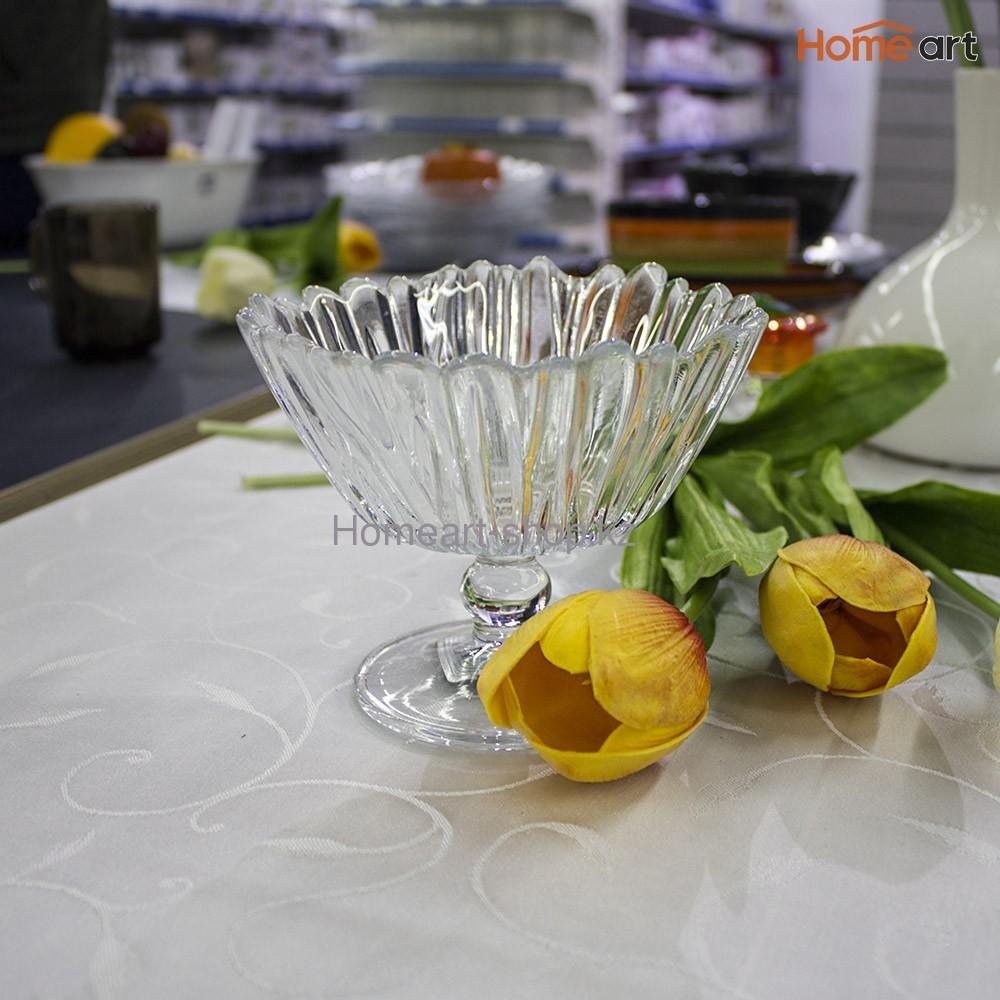 Аврора ваза для конфет на ножке 140 ml 1*6 ;