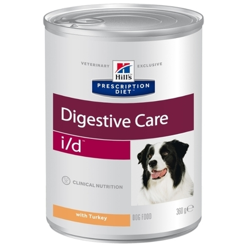 Корм для собак Hill's Prescription Diet при болезнях ЖКТ, индейка 360г