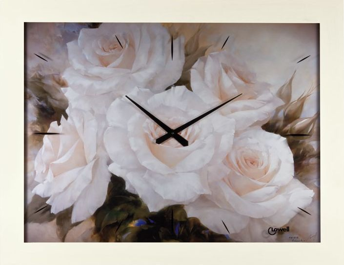 Часы настенные Lowell 11795